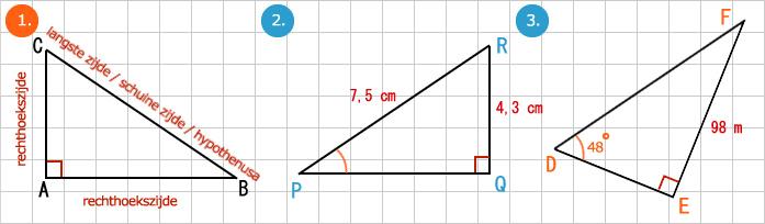 sinus - zijden en hoeken berekenen   wiskunde